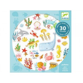 Djeco Sticker AQUA DREAM
