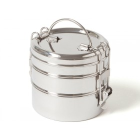 ECO Brotbox Edelstahl TIFFIN SWING