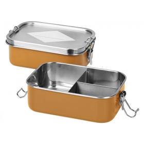 Fabelab Lunchbox Edelstahl OCKER