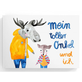 Frau Ottilie Erinnerungsbuch MEIN ONKEL UND ICH