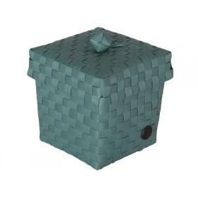 Handed By Box ASCOLI steingrün