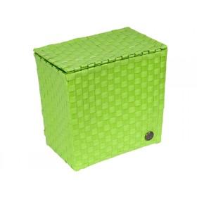 Handed By Box Bologna apfelgrün