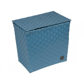 Handed By Box Bologna steinblau