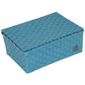 Handed By Box Udine steinblau