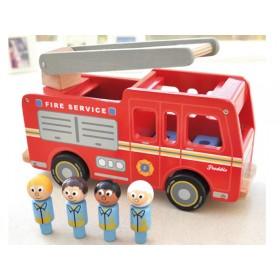 Indigo Jamm Feuerwehrauto