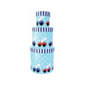 JaBaDaBaDo Aufbewahrungsbox Hasen blau