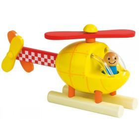Janod Hubschrauber Magnetbausatz