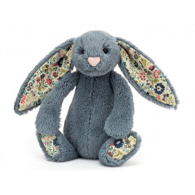 Jellycat HASE Blossom dunstblau S