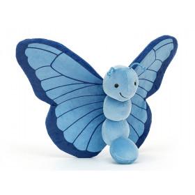 Jellycat Breezy Schmetterling IRIS