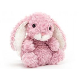 Jellycat YUMMY BUNNY pink