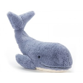 Jellycat Sea Friends Wal WILBUR small