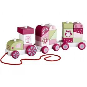 Kids Concept Holz-Eisenbahn