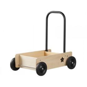 Kids Concept Lauflernwagen NEO Naturholz