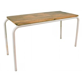 KidsDepot Tisch WEISS