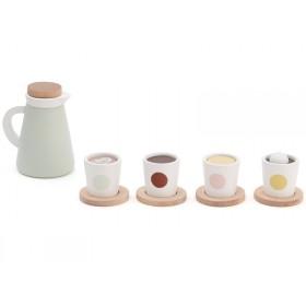 Kids Concept Kaffee- und Tee Set