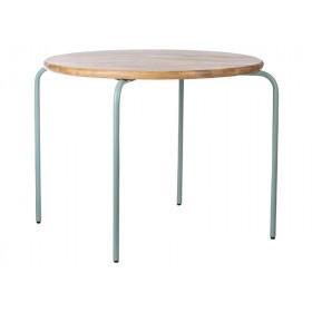 KidsDepot Runder Spieltisch SEEGRÜN