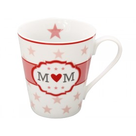 Krasilnikoff Henkelbecher Happy Mug Mom