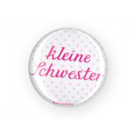 krima & isa Button KLEINE SCHWESTER