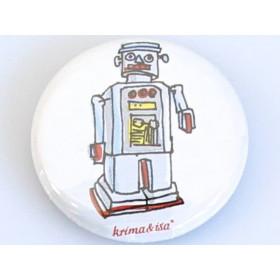 krima & isa Button ROBOTER