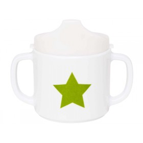 Lässig Babytasse Starlight olive