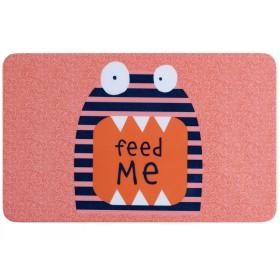 Lässig Melamin Frühstücksbrettchen Little Monsters Mad Mabel