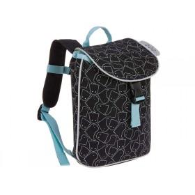 Lässig Kinderrucksack Mini Duffle SPOOKY schwarz