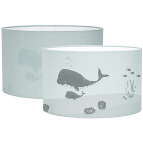 Little Dutch Hängelampe Silhouette OCEAN mint