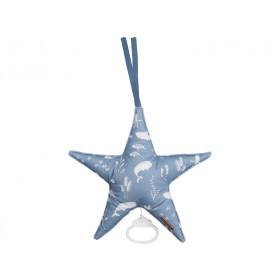 Little Dutch Spieluhr Stern OCEAN blau