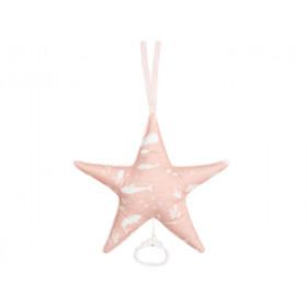 Little Dutch Spieluhr Stern OCEAN rosa