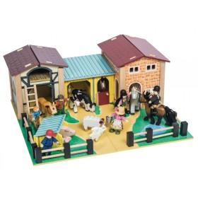 Le Toy Van GROßER BAUERNHOF