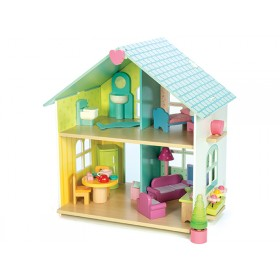 Le Toy Van Puppenhaus Evergreen House
