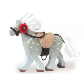 Le Toy Van graues Pferd