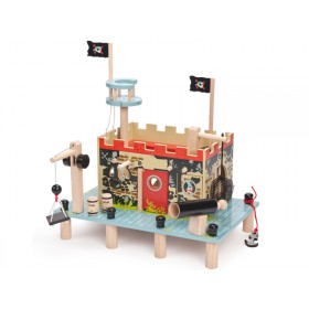 Le Toy Van Jolly Piratenfestung