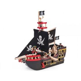 Le Toy Van Piratenschiff Barbarossa