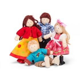 Le Toy Van PUPPEN FAMILIE