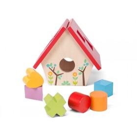 Le Toy Van Sortierspiel Vogelhaus