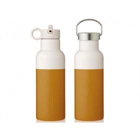 LIEWOOD Wasserflasche Neo mustard/sandy mix