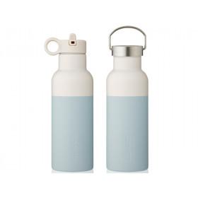 LIEWOOD Wasserflasche Neo sea blue/sandy mix