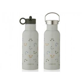 LIEWOOD Wasserflasche NEO Panda Dove Blue Multi Mix