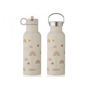 LIEWOOD Wasserflasche Neo RAINBOW love Mix