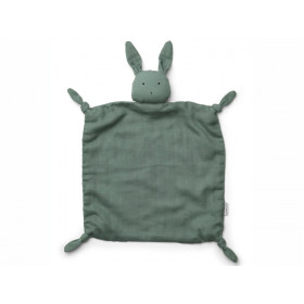 LIEWOOD Schmusetuch Agnete HASE peppermint