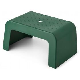 LIEWOOD Tritthocker ULLA gartengrün