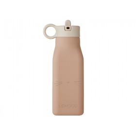LIEWOOD Wasserflasche Warren KATZE rose