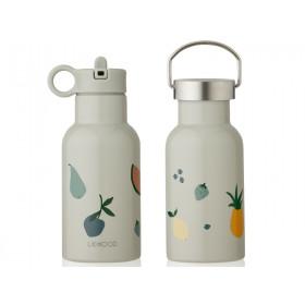 LIEWOOD Wasserflasche Anker FRUIT Dove Blue