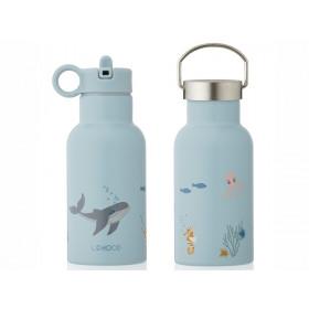 LIEWOOD Wasserflasche Anker SEA CREATURE