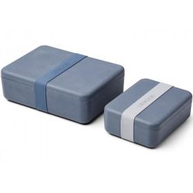 LIEWOOD Lunchbox Set BRADLEY dunstblau
