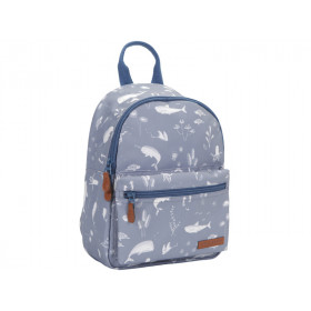 Little Dutch Rucksack OZEAN blau