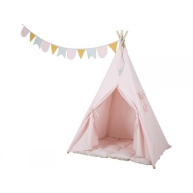Little Dutch Tipi Zelt ROSA