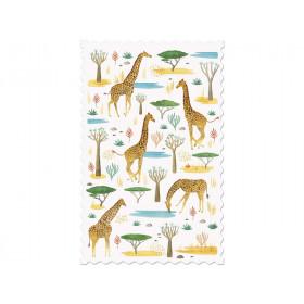 Londji Postkarte GIRAFFEN