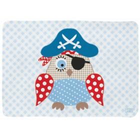Lottas Lable Spielteppich Piraten-Eule